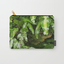 The Fernery Carry-All Pouch
