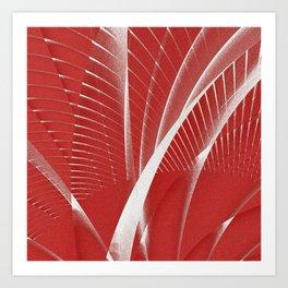 Fractal Composition N3 Art Print