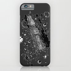 Space Train iPhone 6s Slim Case