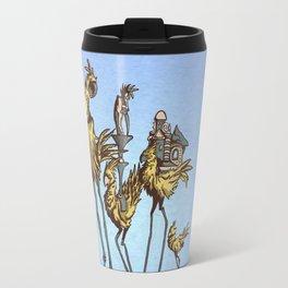 Dali Chocobos Travel Mug