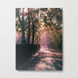 Cambridge Morning Metal Print