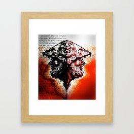 A Moment's Time Framed Art Print