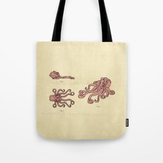 Lego Octopus Tote Bag
