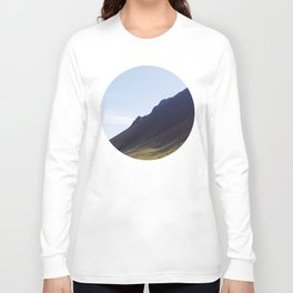 Obliquo, Iceland Long Sleeve T-shirt