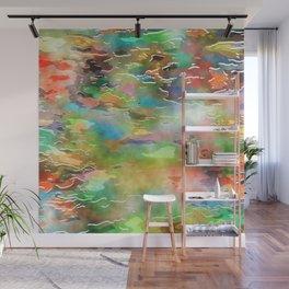 Watercolor Wash Wall Mural