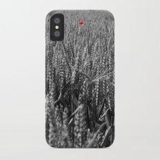 Summer Fields #6 Slim Case iPhone X