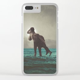 Now I am Alive Clear iPhone Case