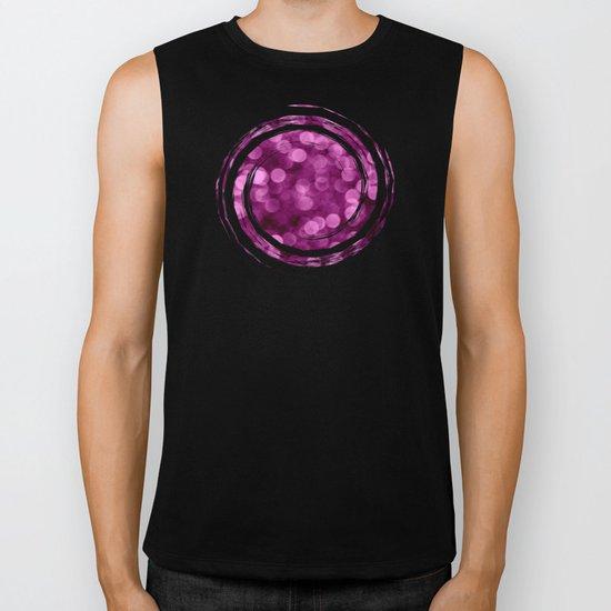 Purple Scrub  - JUSTART © Biker Tank