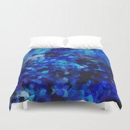 Colour Study: Blue Duvet Cover