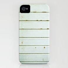 Wood Slim Case iPhone (4, 4s)