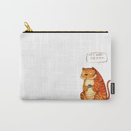 Mr Tiger Carry-All Pouch