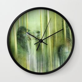 Carousel Dreams Wall Clock