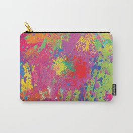 Neon pollock Carry-All Pouch