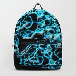 Electric Star Mandala Backpack