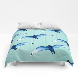 Soaring - flock Comforters