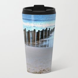 North Sea Views Travel Mug