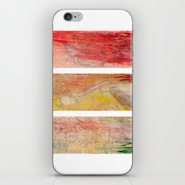 The Unborn, The Living, The Dead iPhone Skin