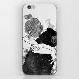 You're my favorite city. iPhone Skin