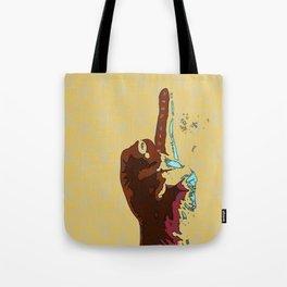 lady like Tote Bag