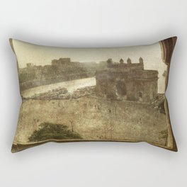 Gateway of India, Mumbai Rectangular Pillow