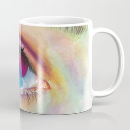 Eye of an artist Coffee Mug