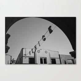 Venice Beach California III Canvas Print