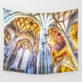 St Stephens Cathedral Vienna Art Wall Tapestry