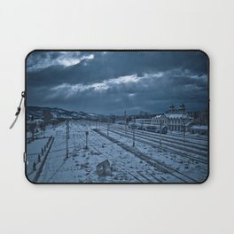 Train station Laptop Sleeve