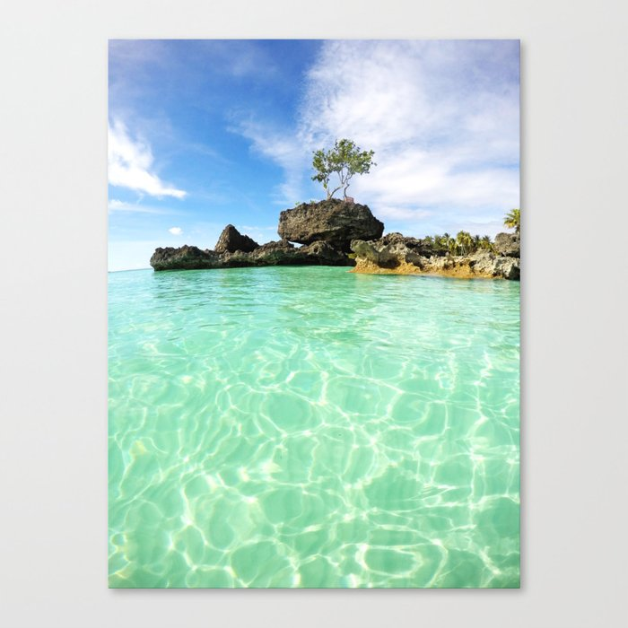 Boracay Bliss Canvas Print