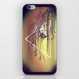Delicate: Triangled iPhone Skin