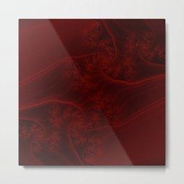 Red Chimera Metal Print