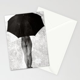 it can not rain all Stationery Cards