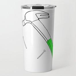 A handyman's favourite tool - DIY Travel Mug