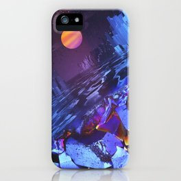 Mineralia iPhone Case