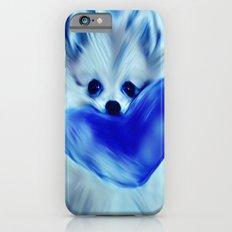 Hold my Heart Pomeranian Slim Case iPhone 6s