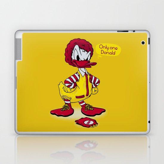 Donald Laptop & iPad Skin