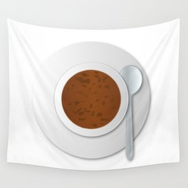 Oxtail Soup Wall Tapestry