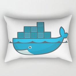 Docker Rectangular Pillow