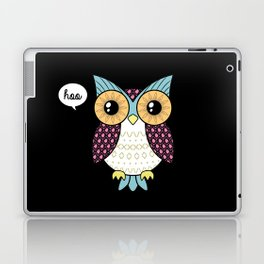 Fancy owl Laptop & iPad Skin