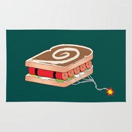 Dynamite Sandwich Rug