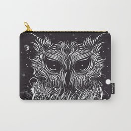 Mysterious owl Carry-All Pouch