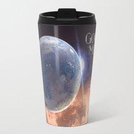 Beyond Infinity | Perilous terraforming Travel Mug