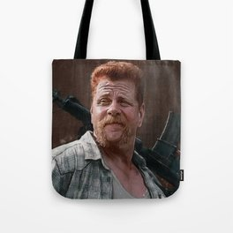 Sergeant Abraham Ford - The Walking Dead Tote Bag