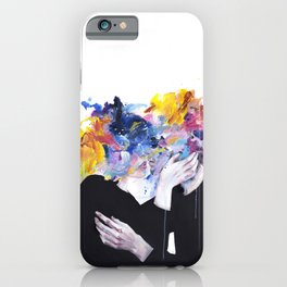 intimacy on display iPhone Case
