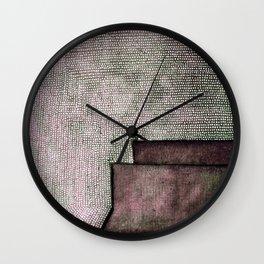 Morganite Wall Clock