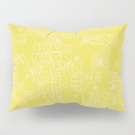 Be square. Be gorgeous. Pillow Sham