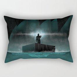 The Cave Rectangular Pillow