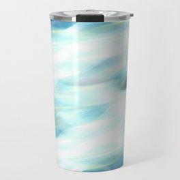 Ocean In Motion Travel Mug