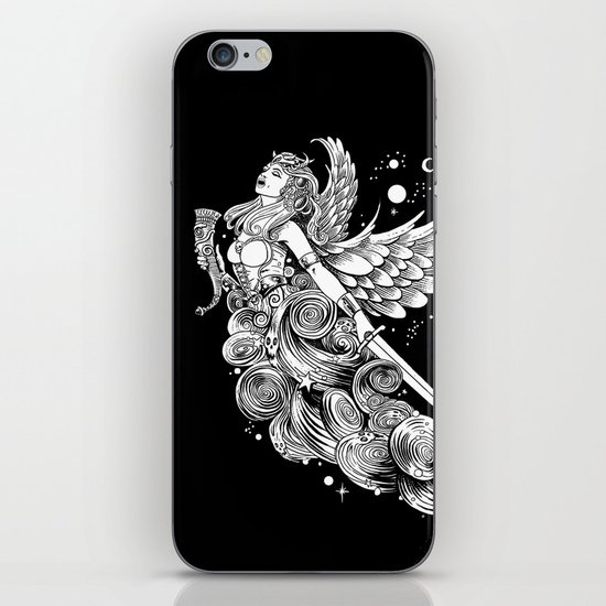 The Night Before the Battle iPhone & iPod Skin