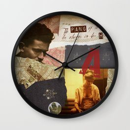 Mr. Brightside 357 Wall Clock
